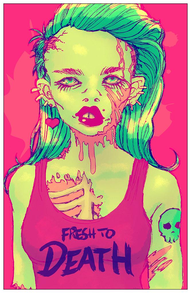 Zombie Del Rey
