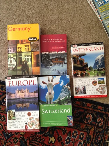 books on Europe