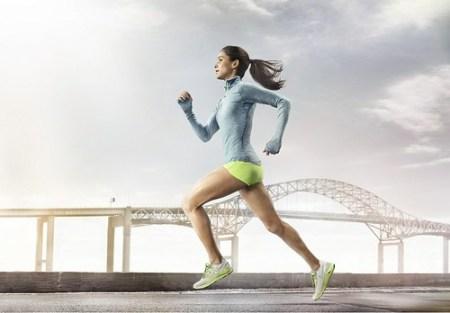 Kara Goucher - Nike LunarGlide 4