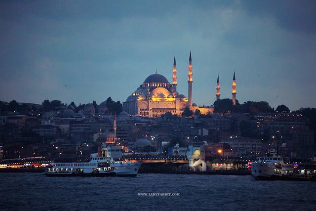 东邪西毒,伊斯坦布尔