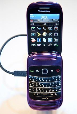7. BlackBerry Style (2010)