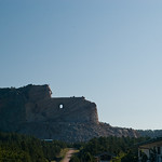 Crazy Horse from the VC Parking Lot
