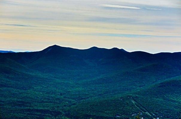 Mt Tecumseh Summit Vibrant