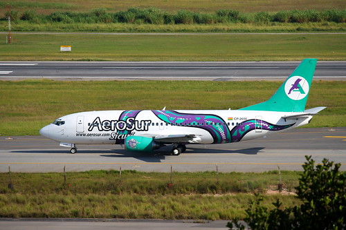 AeroSur | Boeing 737-300 @ SBGR
