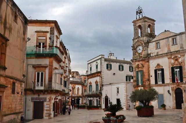 Baroque Piazza - Martina Franca
