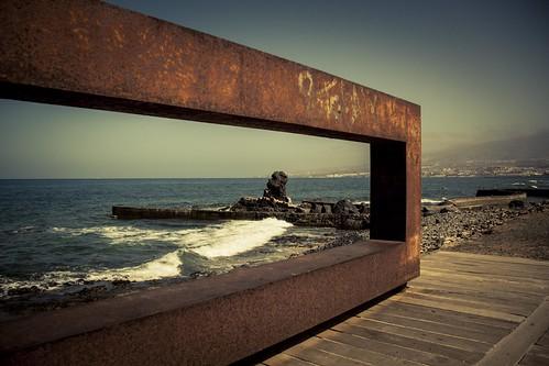Through the Frame (Tenerife, Iles Canaries) - Photo : Gilderic