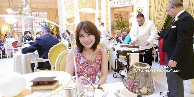 ▌London ▌ The Ritz Hotel - Traditional Afternoon Tea
