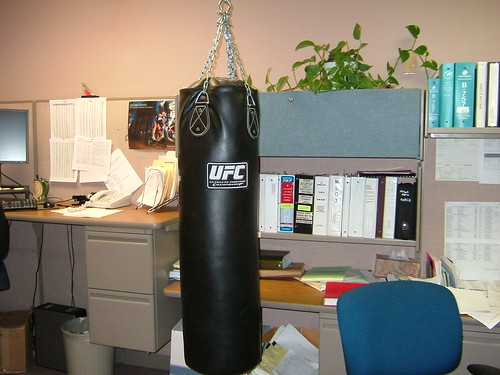 Office Punching Bag