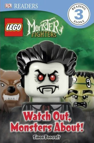 DK Readers Lego Monster Fighters Watch Out, Monsters About!