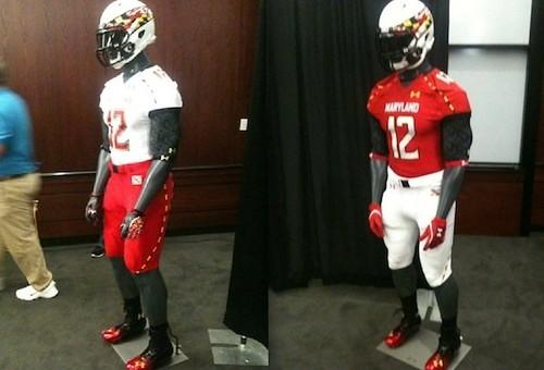 Maryland 2012 Uniform