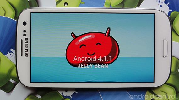 Instala Android 4.1 Jelly Bean Galaxy S III