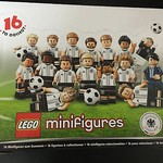 LEGO 71014 DFB German National Football Team box