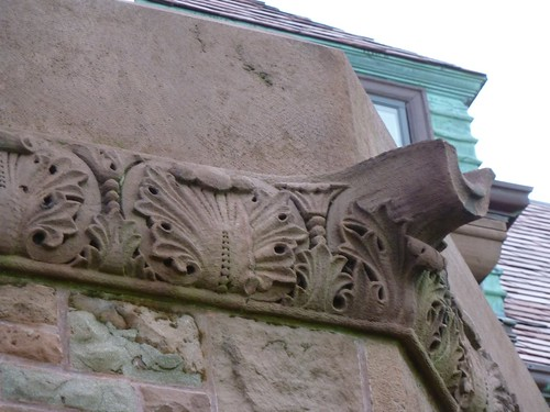 Viking downspout