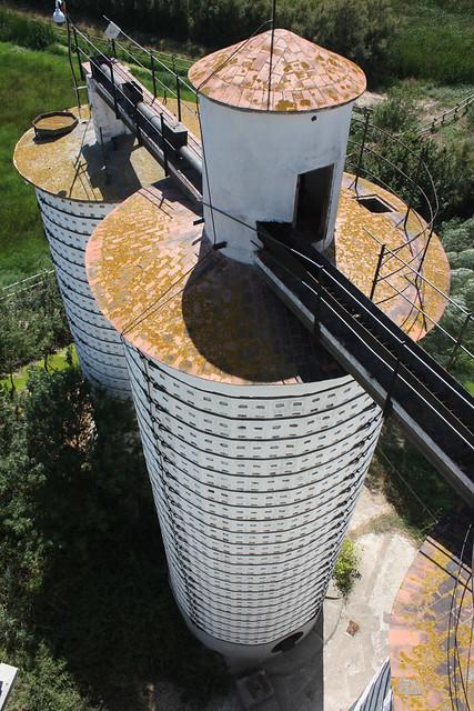 Senillosa observatory in Aiguamolls de l'Empordà