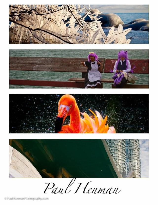 Toronto Photo Walks exhibition