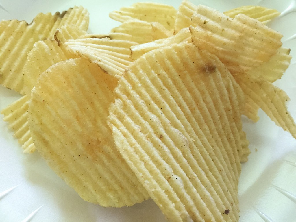 tastes a lot like Lays Korean Barbecue potato chips