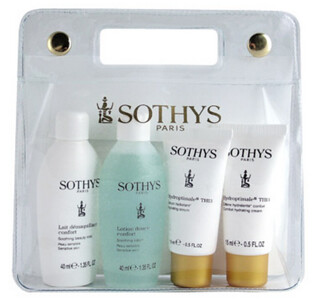 Sothys Beauty Essentials Trial Kit for Sensitive and Dry Skin