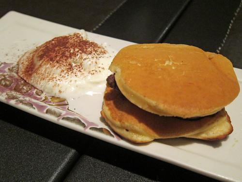 """Pan cake Japonés """"Dorayaki"""" de Xocolata"""