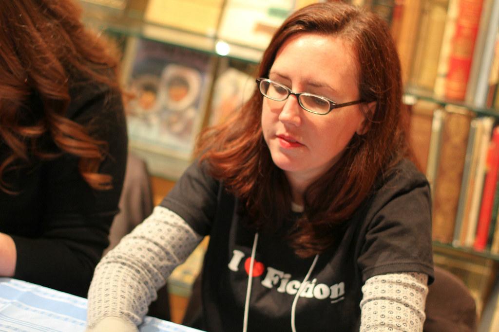 NYC Teen Author Festival 2012 8