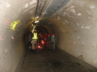 13. Greenwich Foot Tunnel