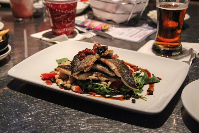 Sea Bass - Coral Reef Restaurant - Epcot