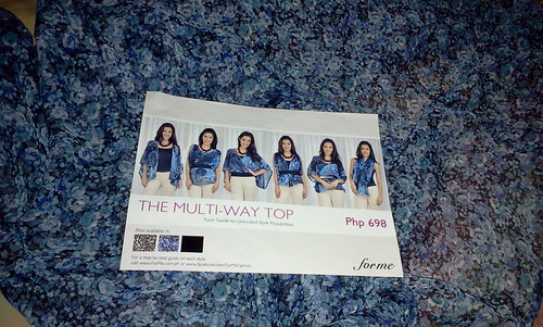 ForMe Multi-way Top