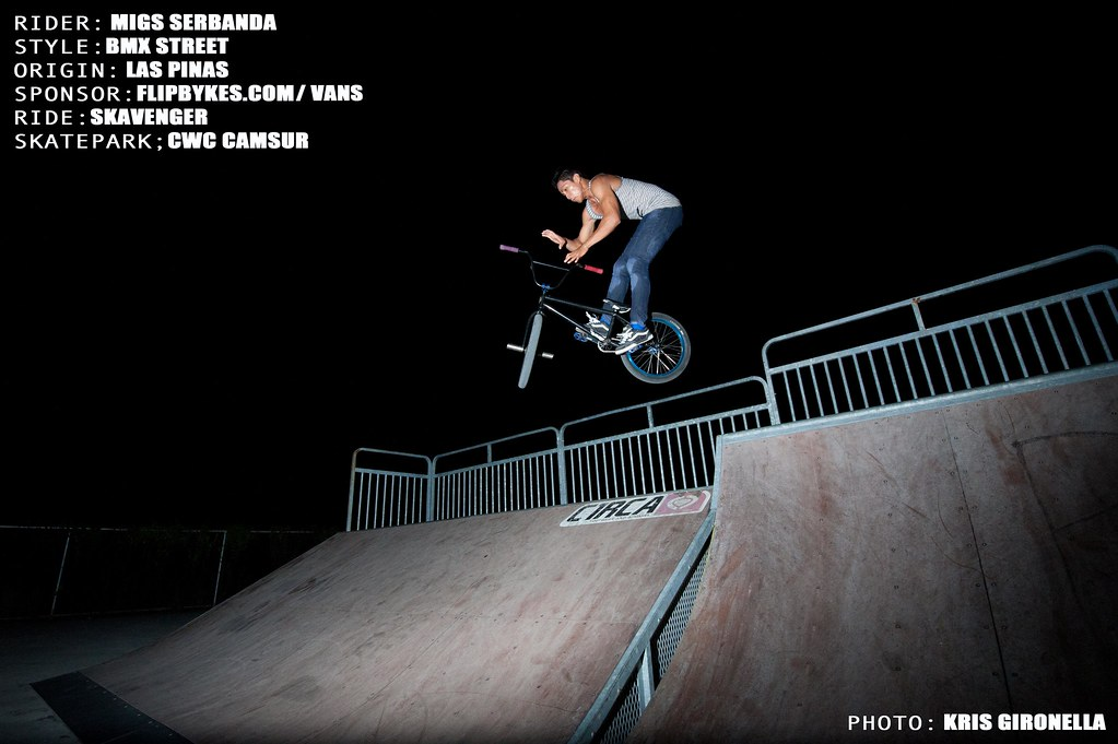 Migs Barspin