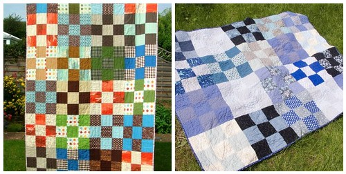 Siblings Together Group Quilts For Older Boys.