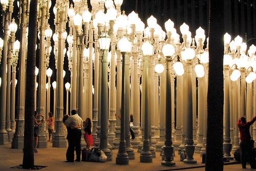 LACMA lamps