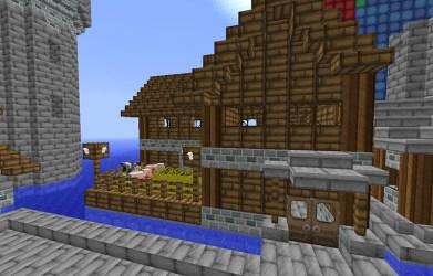 Medieval Style Butcher Shop Screenshots Show Your Creation Minecraft Forum Minecraft Forum