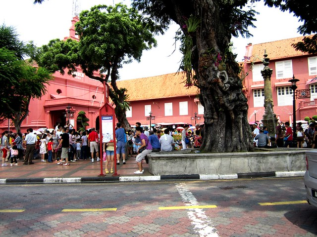 Malacca tourist attraction