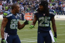 Richard Sherman and Doug Baldwin
