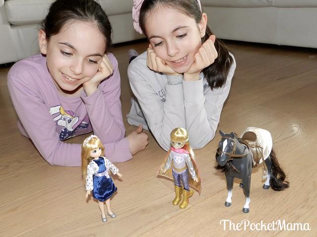 Lottie la bambola per bambine dai 3 ai 9 anni