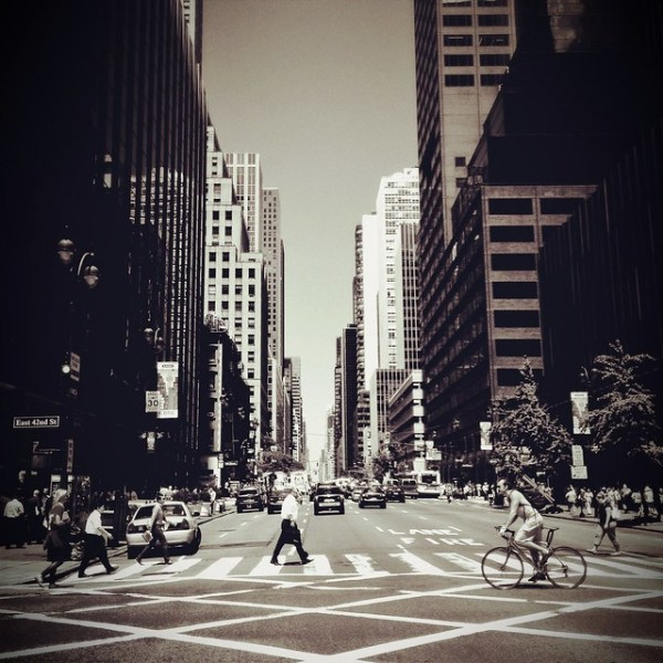 Intersection - New York City