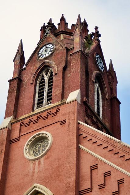 St. Johannes Kirche Kirche Tower
