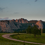 Black Hills Surrounding Heritage Valley Campground