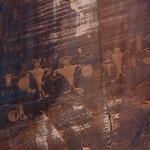 Petroglyphs in Moab