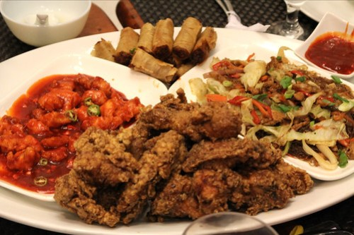 Piyesta Meal #1 at Piyesta KTV and Restobar