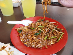 Char Kway Teow, East Coast Lagoon Food Centre