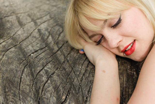 Sleeping Gemma - 1