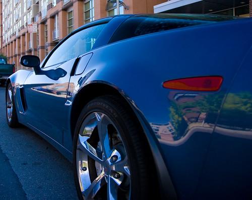 Corvette, Denver Photographer