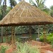 Gazebo at Taj Bekal