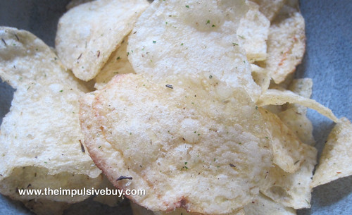 Lay's Sweet Onion Potato Chips Closeup