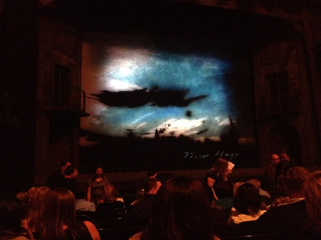 Victor Hugo's Les Miserables, Orpheum Theatre