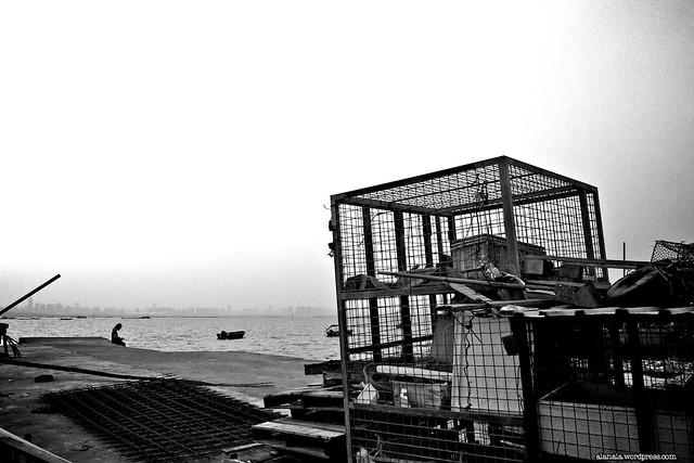 Lau Fau Shan Beach