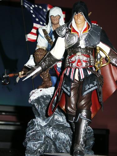 Conner and Ezio