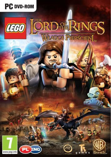 LEGO The Lord of the Rings z klockami?