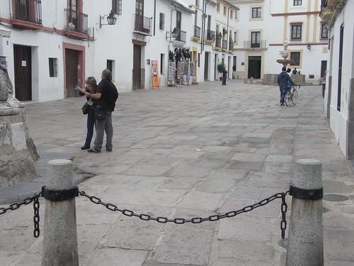 Plaza del Potro.