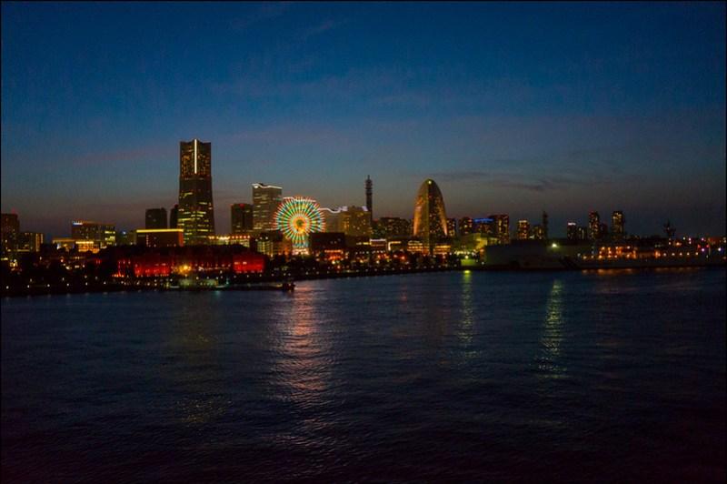 Yokohama, idea para un itinerario básico por Japón