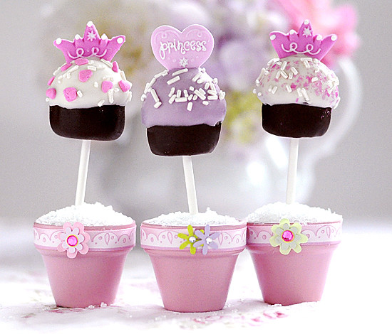 MLC - Princess Cupcake POPS